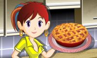Play Sara's Cooking Class: Rhubarb Pie Games