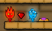 Play Fireboy and Watergirl 2 The Light Temple