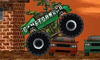 Play Monster Truck Demoli...