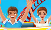 Play Rollercoaster Creator 2