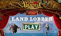 The pirates land lobber