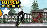 Skateboard City Game : Complete these missions and, in the world of skateboarding, you will rule!
