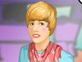 Justin Bieber öltöztetős
