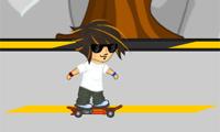 Skate-Foguete